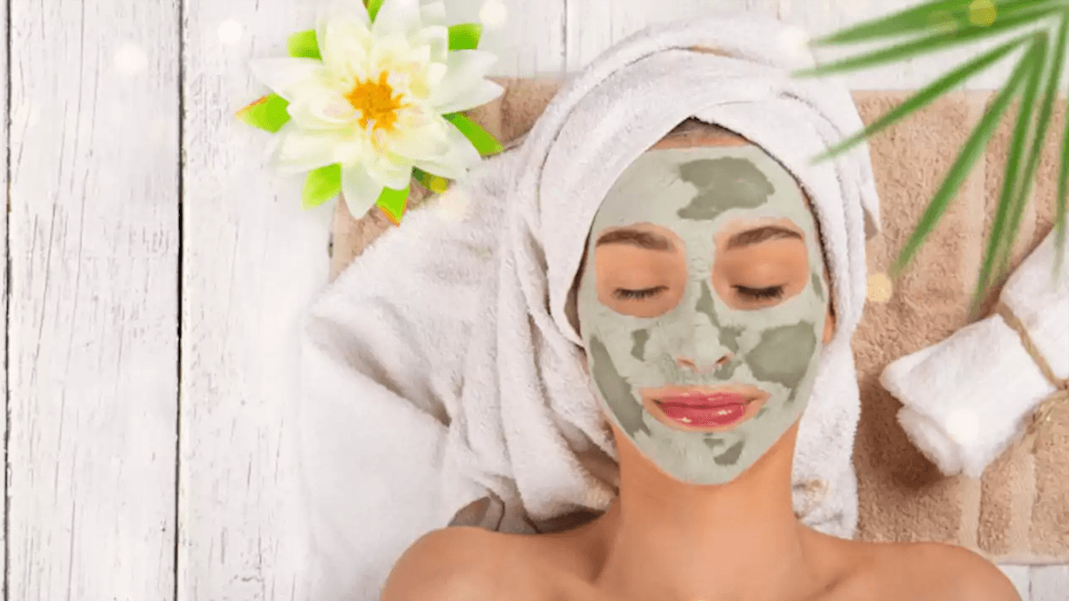 Lavantalı ve Yeşil Çaylı Kil Maskesi Tarifi