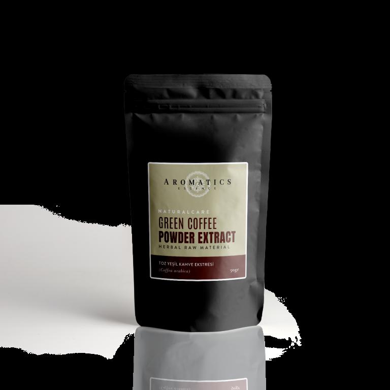 Yeşil Kahve Ekstresi (Toz) – 50gr