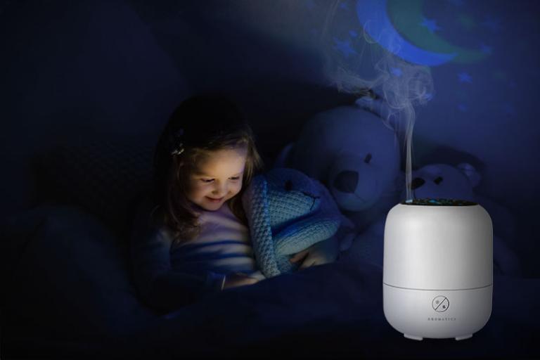 Dream Sky Ultrasonik Aroma Çocuk Difüzörü